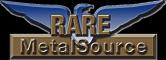 Rare MetalSource Logo
